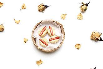 Hračky - Mini hotdog ♡ - 13190173_