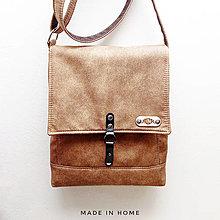 Veľké tašky - Pánska taška ARTbag - 13191962_