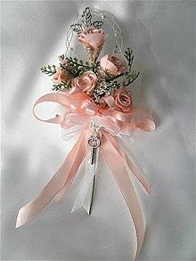 Pierka - Svadobné pierko pre ženícha - 13197927_