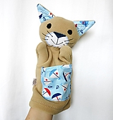 Maňuška mačka (Kocúrik moreplavec)