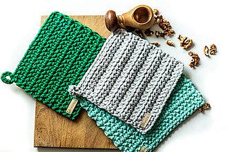 Úžitkový textil - Podložka zo špagátoviny - 13195207_