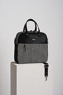 Veľké tašky - Daily S&P leather - 13194744_