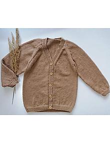 Detské oblečenie - Svetrík - 13197468_