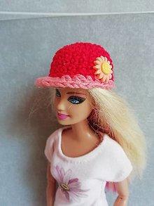 Hračky - Šiltovka pre Barbie - 13200003_