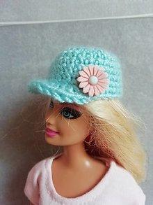 Hračky - Šiltovka pre Barbie - 13200024_
