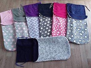 Textil - Fleesové fusaky - 13199243_