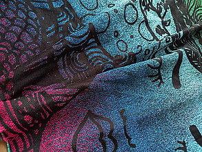 Textil - ROAR Ocean Nymph Turquoise - 13198954_