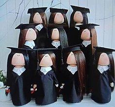 Hračky - Textilná bábika / kúkoľka  EDUCATION - 13199622_