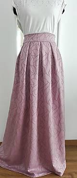 Sukne - Jarná sukňa Princezná - 13200296_
