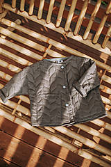 Detské oblečenie - Kabátik Judy mini - 13200263_