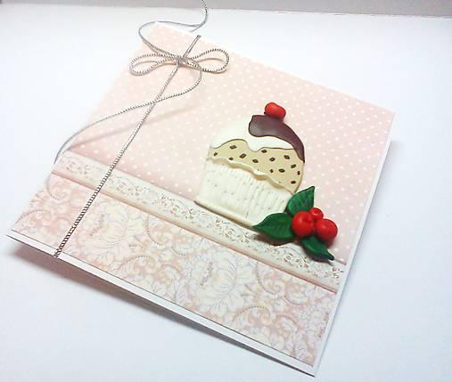 Pohľadnica ... koláčik