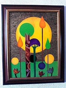 """Obrazy - """"Kvet, ktorý precestoval svet."""" - 13205887_"""
