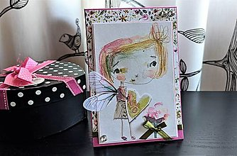 Papiernictvo - Víla pohľadnica - 13204309_
