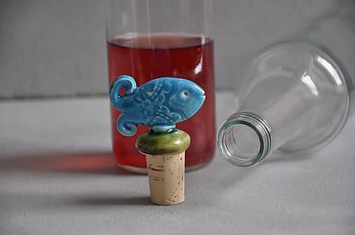 Ryba zátka na fľašu