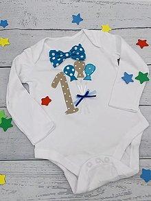 Detské oblečenie - 1a balonyBODY, BODIČKO na oslavu, personalizované TRIČKO - 13206808_