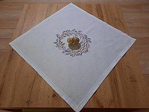 Úžitkový textil - Obrus - 13209608_