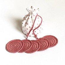 Úžitkový textil - Výpredaj !!! EKO odličovacie tampóny - sada 10ks - 13207009_
