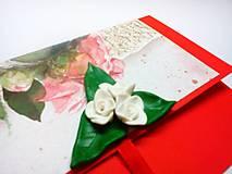 Papiernictvo - Obálka na darček I - 13212607_
