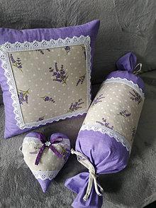 Úžitkový textil - Levanduľový set - 13210458_