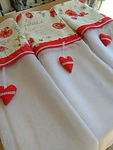 Úžitkový textil - Záclona maky - 13211289_