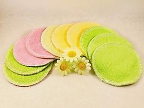 Úžitkový textil - Primavera textilné tampóny 10 ks - 13210430_