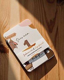 Hračky - Míľnikové kartičky Ježkova družina v spolupráci so Significant - 13211044_