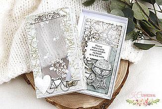Papiernictvo - Narodeninové blahoželanie v krabičke III - 13217661_