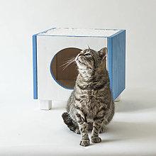 Pre zvieratá - Domček pre mačku - 13218369_