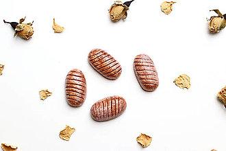 Dekorácie - Mini oválny chlebík ♡ - 13214759_