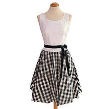 Šaty - Napoli - elegantné svadobné šaty, 100% hodváb - 13215673_