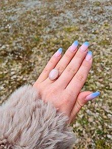 Prstene - Ruženín prsteň z pozláteného striebra - 13217596_