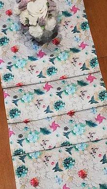 Úžitkový textil - Stredový obrus - 13217674_