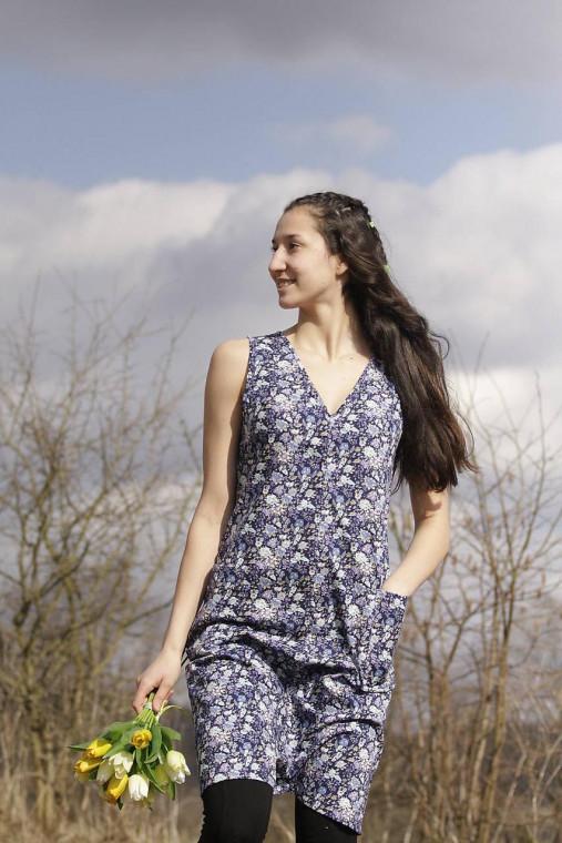 Šaty - Šaty ,,Jarní romance,, - 13216901_