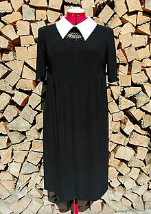 Šaty - Šaty s golierom - 13215045_