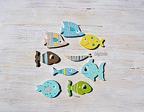 Detské doplnky - rybičky - 13221005_
