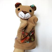 Hračky - Maňuška medveď - Macko od Líščieho chodníčka - 13219989_