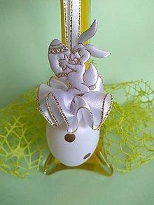 Dekorácie - Veľkonočné vajíčko - 13220103_