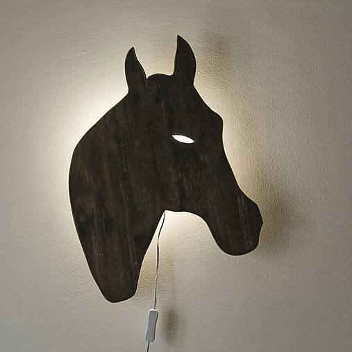 Lampa koník