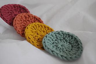 Úžitkový textil - Odlíčkovacie eko tampóny - 13220179_
