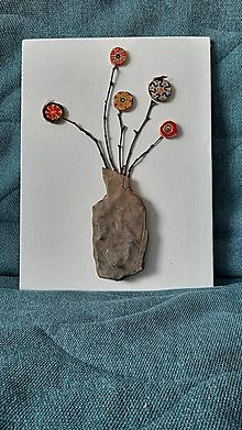 Obrázky - Kamenná váza - 13222674_