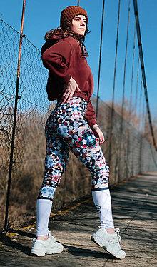 Nohavice - Športové legíny - MOSAIC - 13219511_