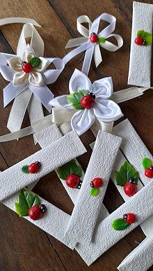 Darčeky pre svadobčanov - Lienková  svadba - 13221691_