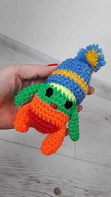 Hračky - smiešne vajíčko / hračka-dekorácia/ - 10466202_