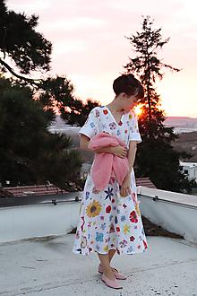 Šaty - Šaty s krátkym rukávom - 13224453_