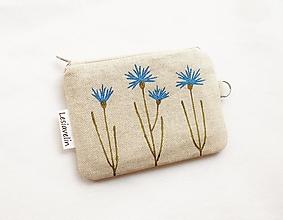 Peňaženky - Peňaženka/dokladovka - Nevädza - 13224071_