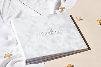Papiernictvo - Svadobný album - 13224373_