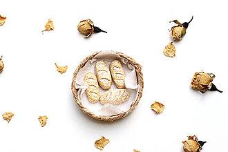 Hračky - Mini pšeničná malá bagetka ♡ - 13223590_