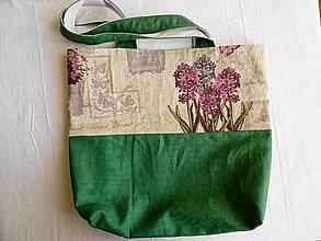 Nákupné tašky - Nákupná taška - jar je tu - 13225771_