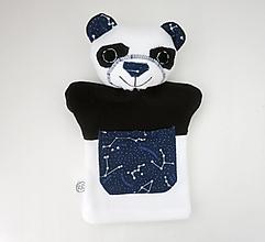 Hračky - Maňuška panda - Panda zo Súhvezdnej - 13229126_