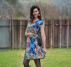 Šaty - Šaty Rainbow - 13226903_